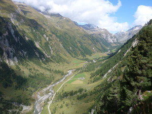 dolina Dorfertal