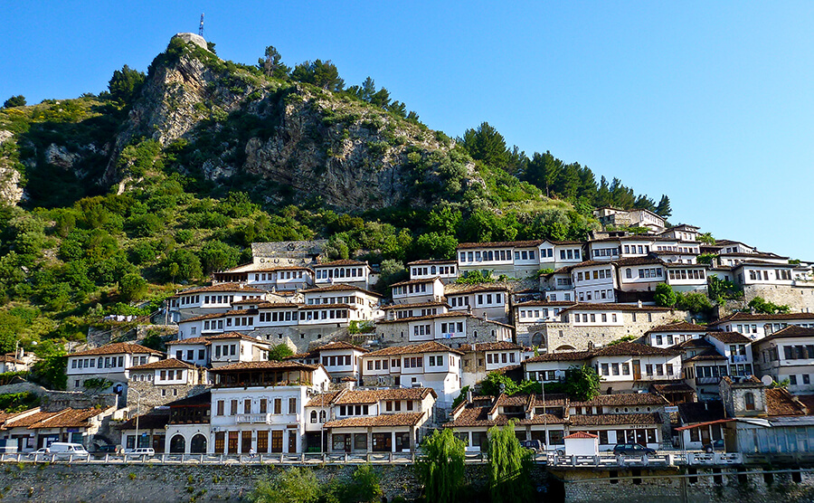 Berat-city-of-the-thousand-windows