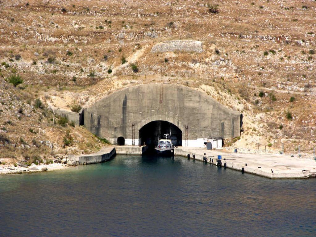 U-Boot-Bunker