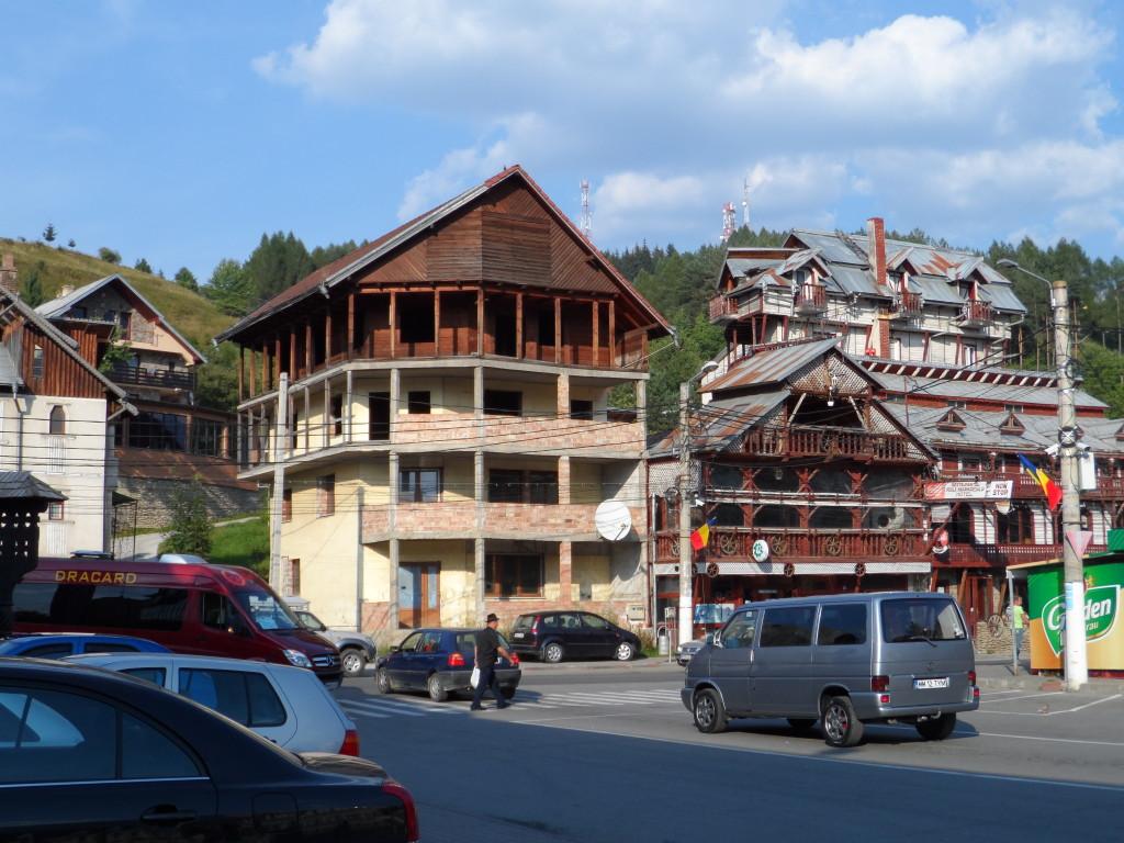 8 Centrum Borsy