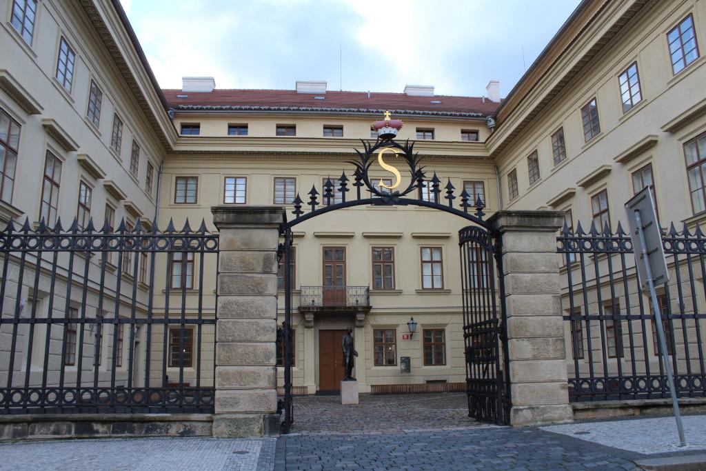 palac of Schwarzenberg