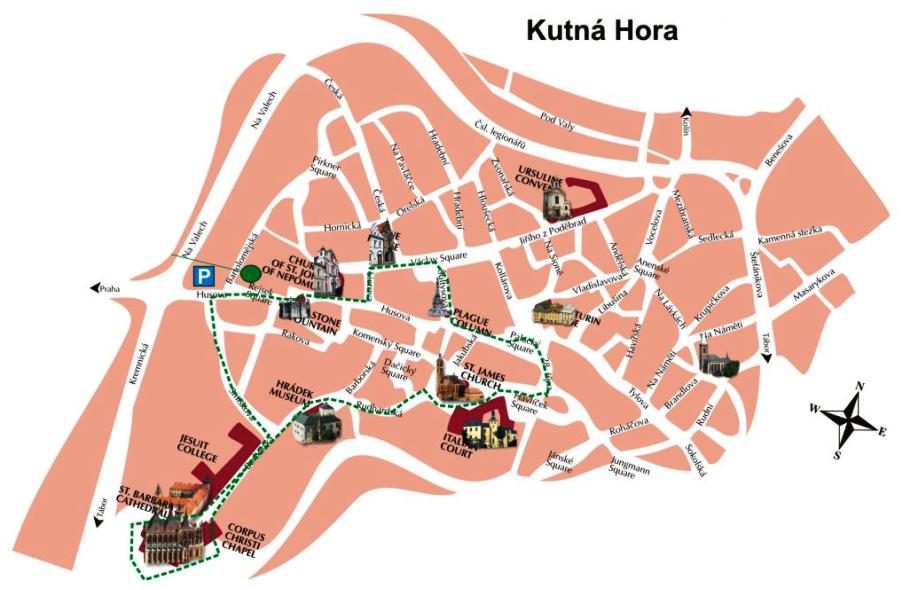 mapa KH