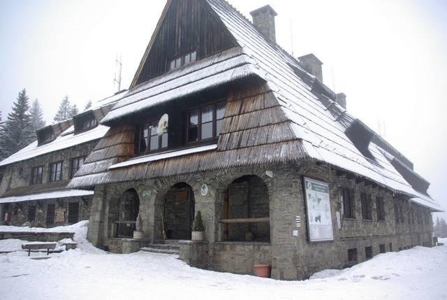 Turbacz-schronisko