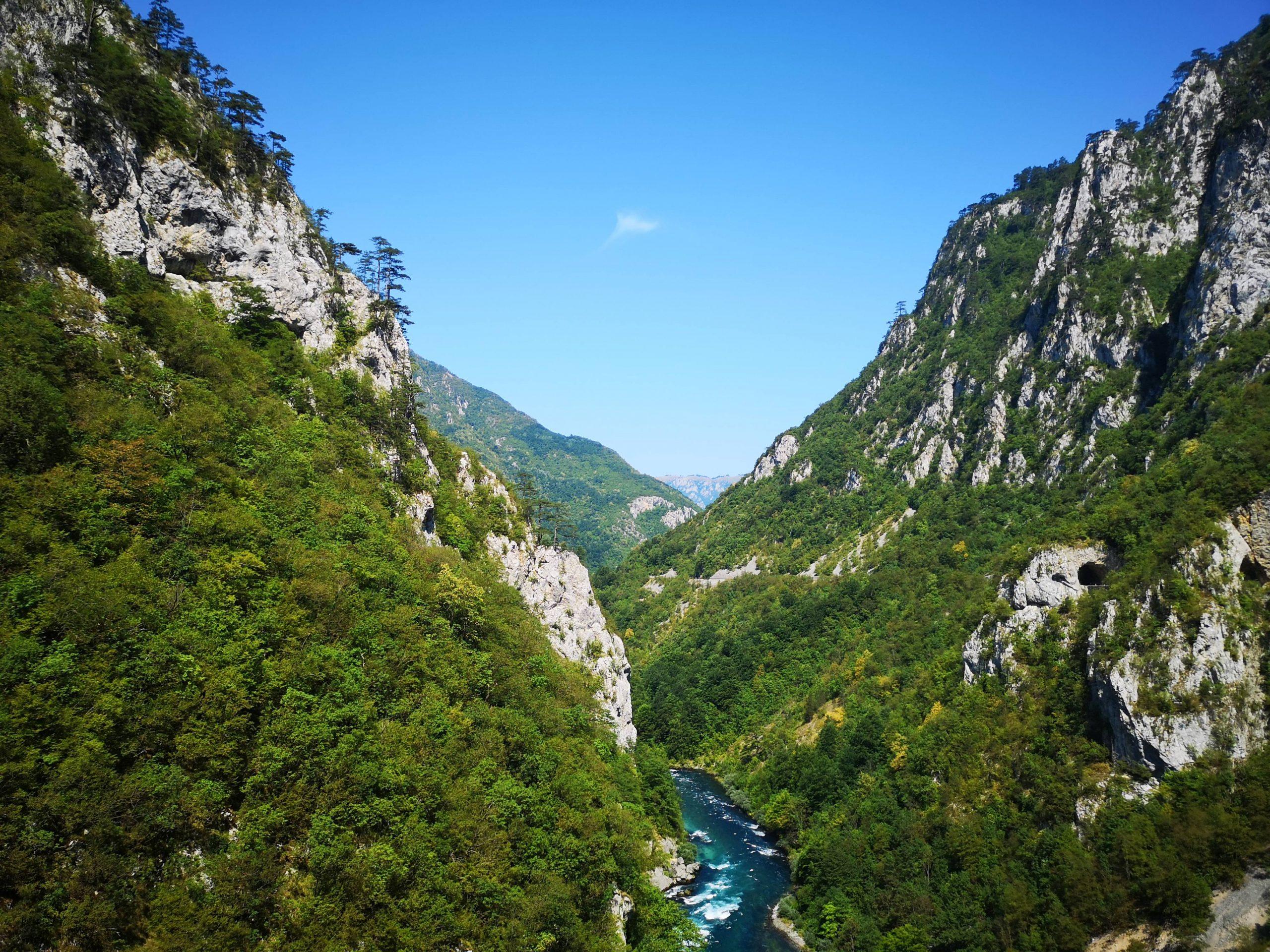 Kanion Piva.